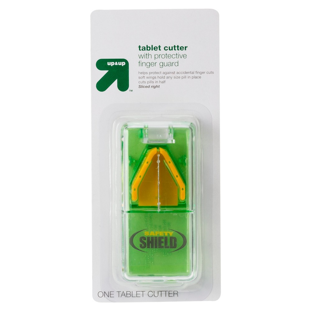 Safety Shield Tablet Cutter 1ct Up 38 Up 8482