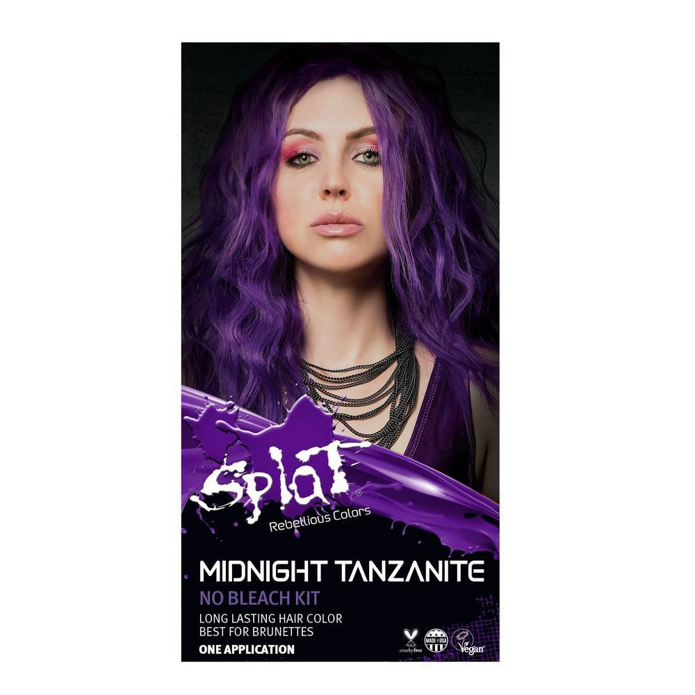 Image of Splat Midnight Hair Color - Tanzanite - 6.0oz