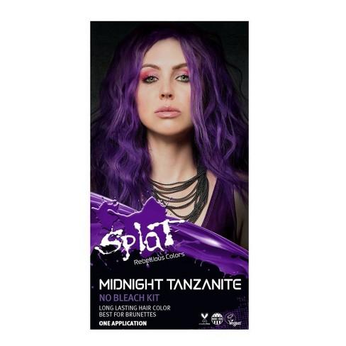 Splat Midnight Hair Color - Tanzanite - 6.0oz - image 1 of 4