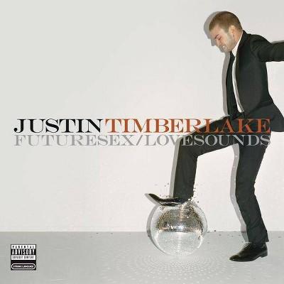 Justin Timberlake - Futuresex/Lovesounds (EXPLICIT LYRICS)(Vinyl)