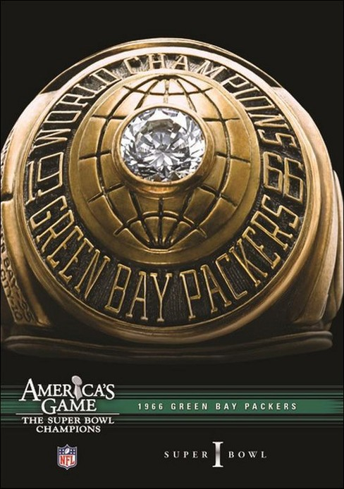 Nfl america's game:1966 packers (DVD) - image 1 of 1