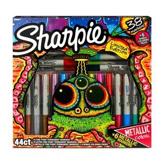 Sharpie Permanent Markers 44ct - Multicolor