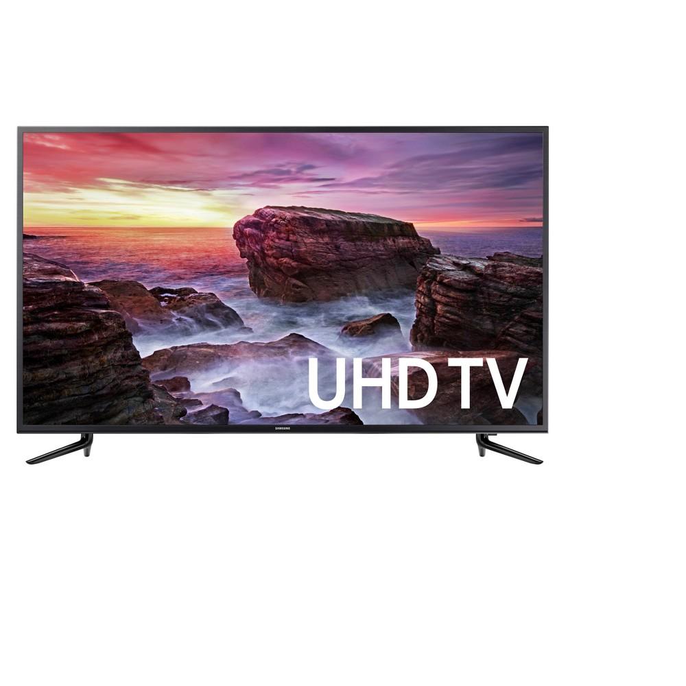 Samsung 58 4K Uhd Smart TV - 58MU6100
