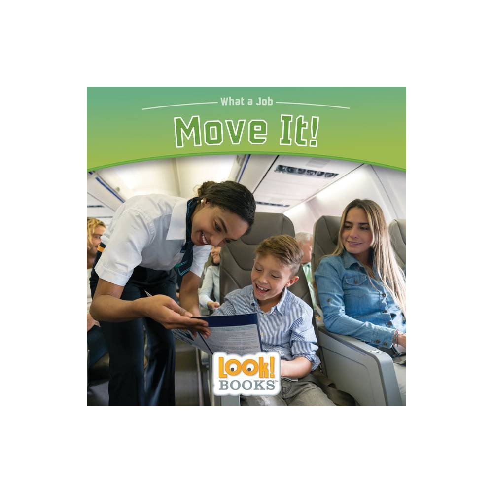 Move It What A Job Look Books Tm By Wiley Blevins Paperback