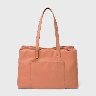 Cayden Triple Compartment Tote Handbag - Universal Thread™