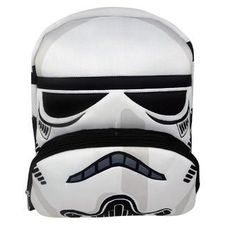 Boys Star Wars Backpack - White