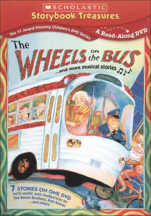 Wheels on the bus (DVD) - image 1 of 1