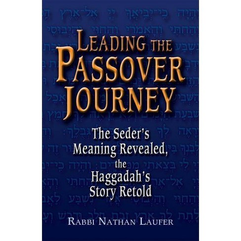 Leading the Passover Journey - by  Nathan Laufer (Hardcover) - image 1 of 1