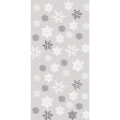 20ct Snowflake Favor Bags