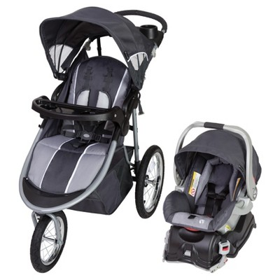 Baby Trend® Jogger Travel System Gray