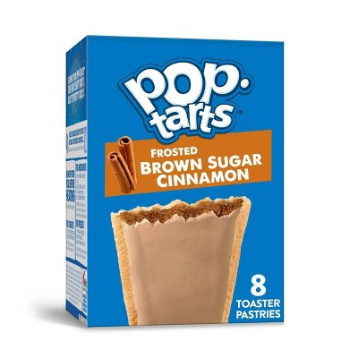 Kellogg's Pop-Tarts Frosted Brown Sugar Cinnamon Pastries - 8ct/13.54oz