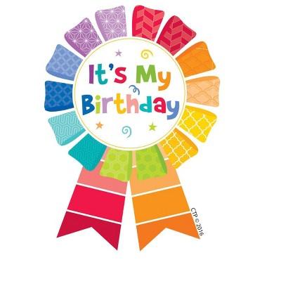 Painted Palette Happy Birthday Reward Badges