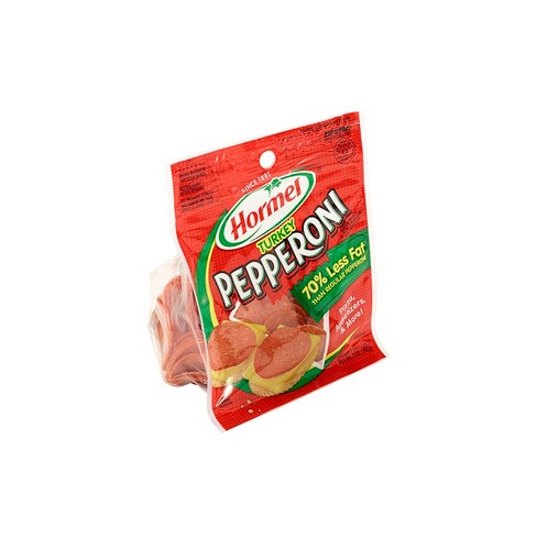 Hormel Turkey Pepperoni Slices - 5oz