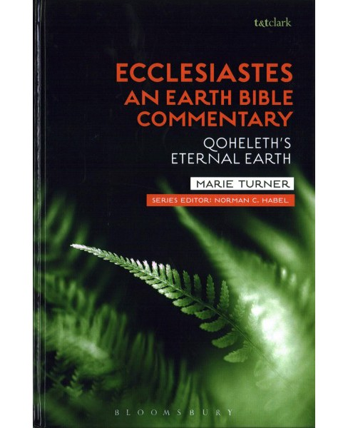 Ecclesiastes : Qoheleth's Eternal Earth -  by Marie Turner (Hardcover) - image 1 of 1