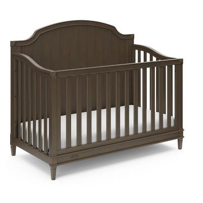 Graco Alicia 4-in-1 Convertible Crib - Mocha