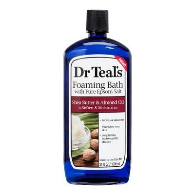 Dr Teal's Shea Butter & Almond Oil Foaming Bath - 34 fl oz