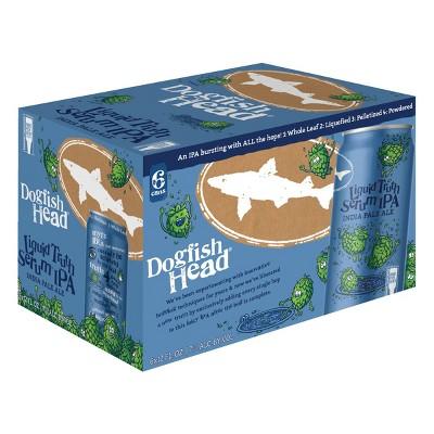 Dogfish Head Liquid Truth Serum IPA Beer - 6pk/12 fl oz Cans