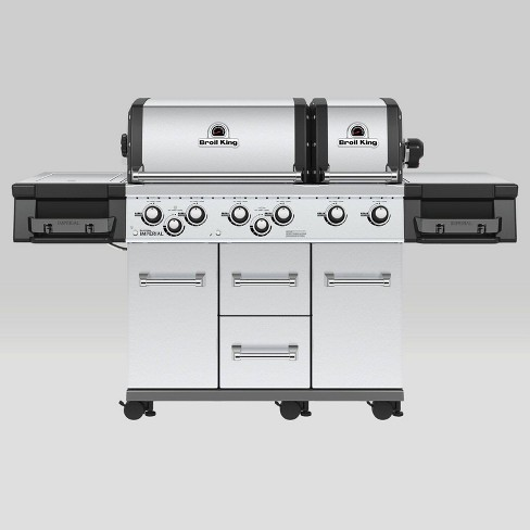 Broil King Imperial XLS 6-Burner Natural Gas Grill 957887 - image 1 of 4