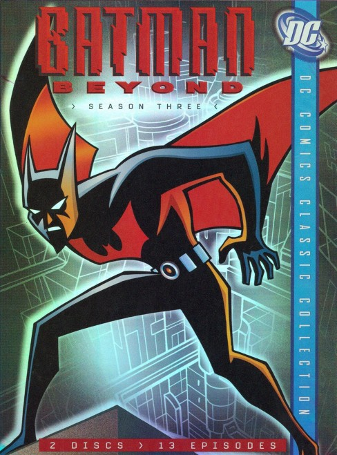 Batman Beyond: Season 3 [2 Discs] - image 1 of 1