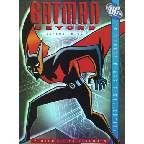 Batman Beyond: Season 3 [2 Discs] - image 1 of 1