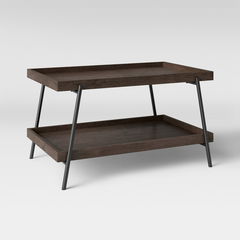 Hillside Coffee Table - Gray - Project 62