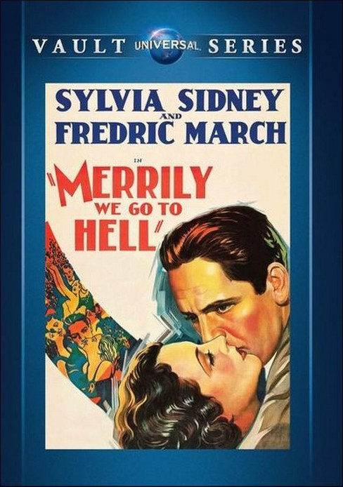 Merrily we go to hell (DVD) - image 1 of 1