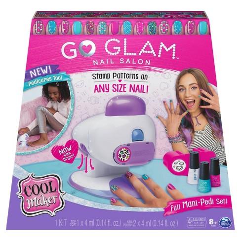 Cool Maker Go Glam Nail Salon Mani-Pedi Set - image 1 of 4