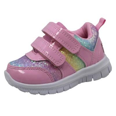 Gerber Chunky Glitter Sneakers Toddler Girls