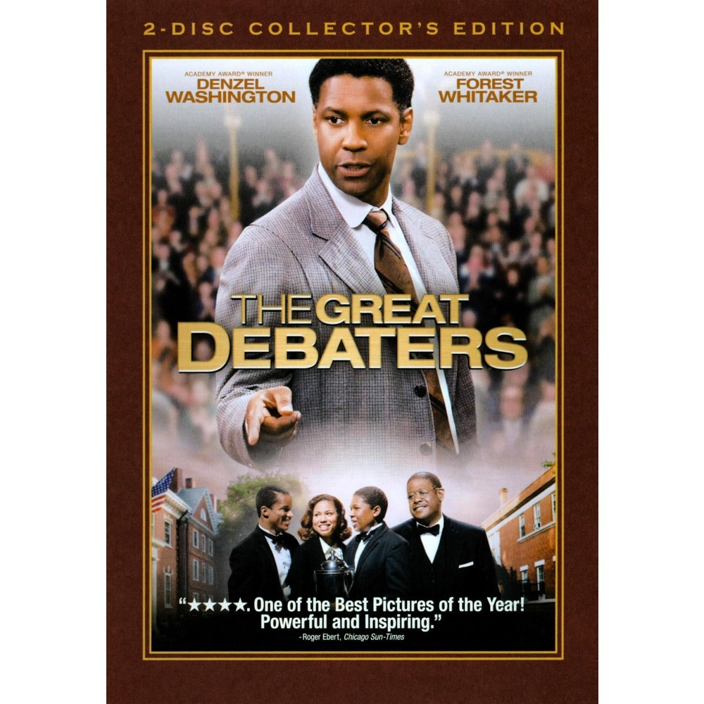 Great debaters special collector's (Dvd)
