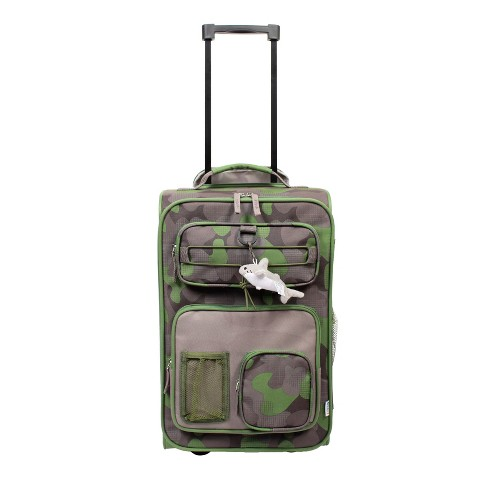 """Crckt 18"""" Kids' Carry On Suitcase - Camo - image 1 of 4"""