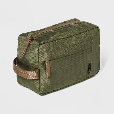 Men's Toiletry Kit - Goodfellow & Co™ Green