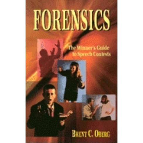Forensics - by  Brent C Oberg (Paperback) - image 1 of 1