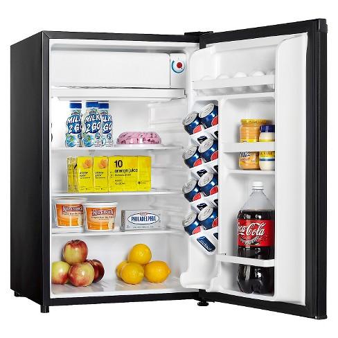 Danby 44 Cu Ft Mini Refrigerator Black Dcr044a2bd Target