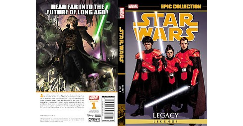 Star Wars Legends Legacy 1 (Paperback) (John Ostrander & Jan Duursema) - image 1 of 1