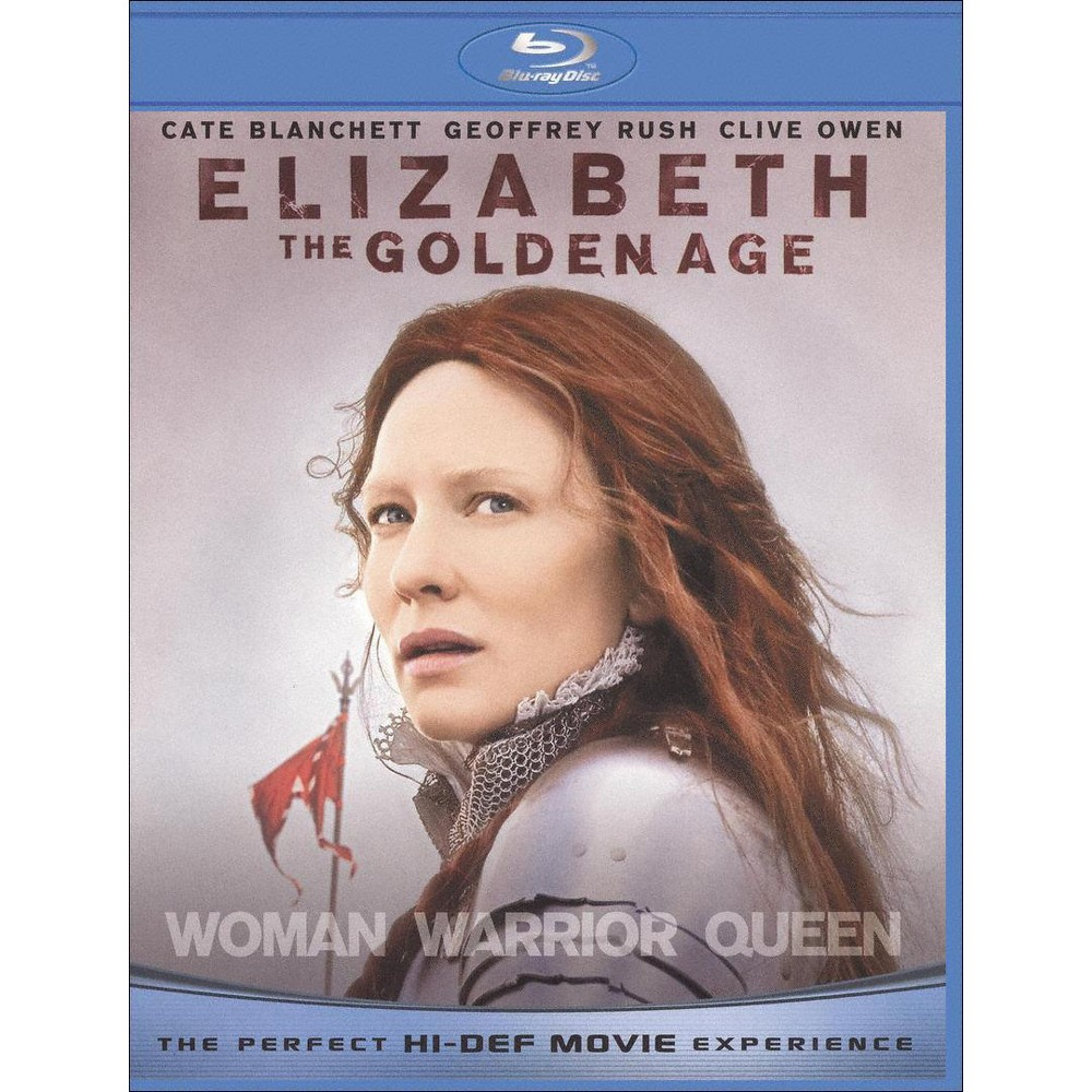 Elizabeth: The Golden Age (Blu-ray)
