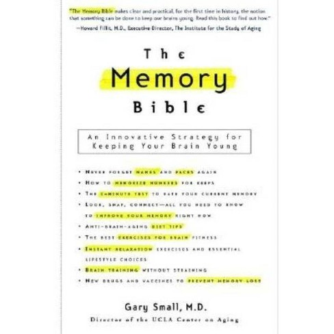 The Memory Bible - by  Gary Small (Paperback) - image 1 of 1