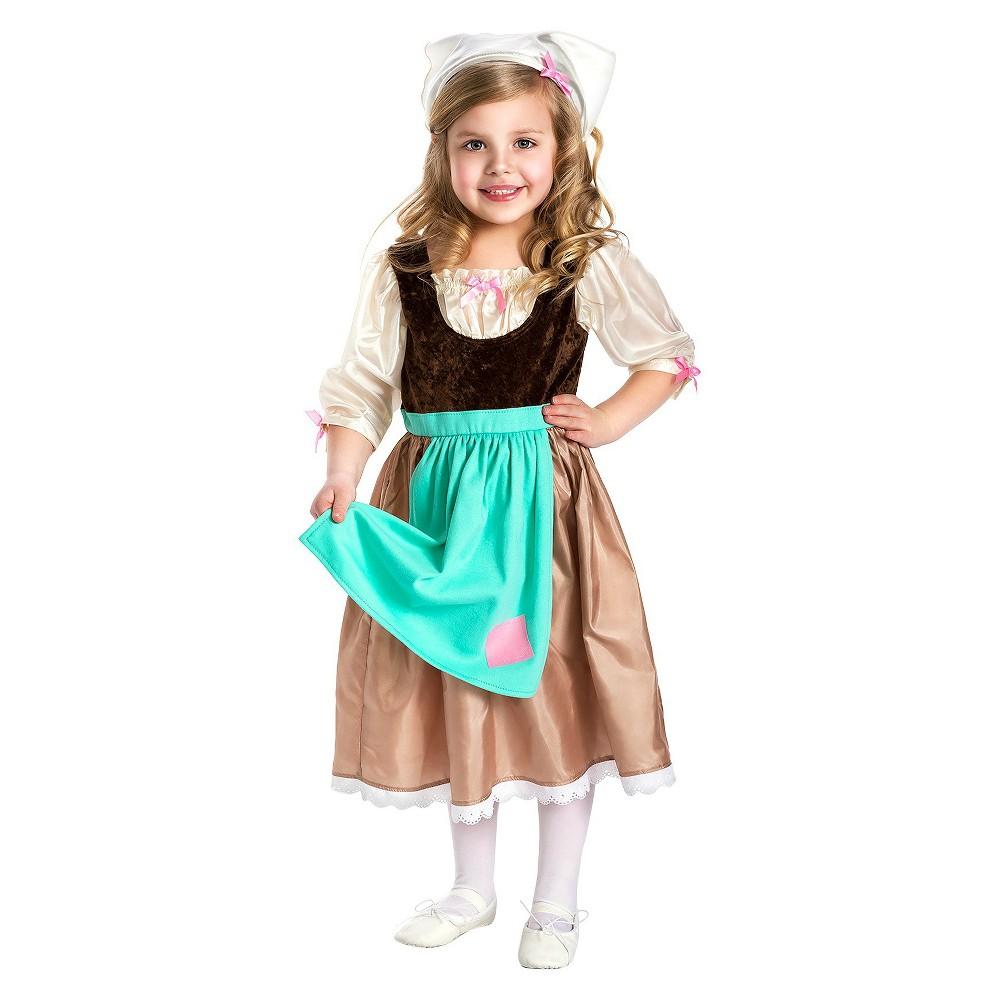 Little Adventures Cinderella Day Dress XL, Pink