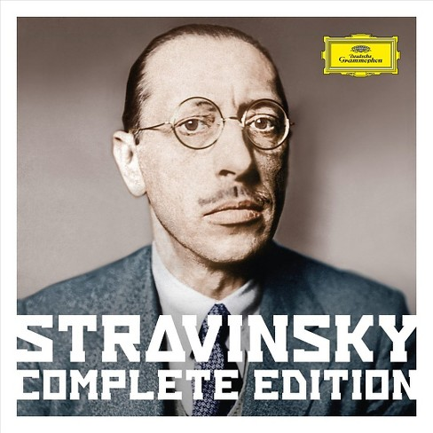 Various - Stravinsky complete edition (CD) - image 1 of 1