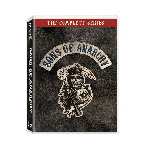 Sons Of Anarchy: The Complete(DVD) - image 1 of 1