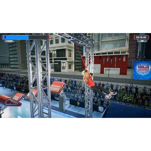 American Ninja Warrior Challenge Playstation 4