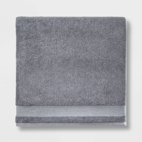 Solid Bath Towels - Made By Design™ - image 1 of 4