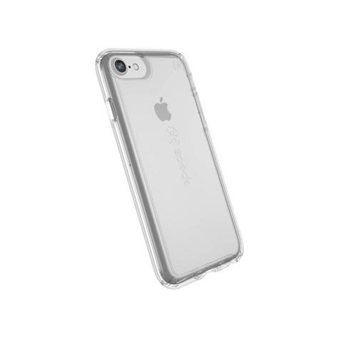 Speck Apple iPhone SE (2nd gen)/8/7/6s/6 Gemshell Case - Clear - image 1 of 4