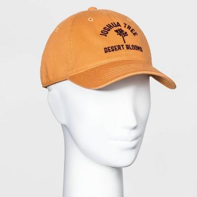 Women's Joshua Tree Baseball Hat - Orange One Size
