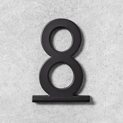 8 House Number Black - Hearth & Hand™ with Magnolia