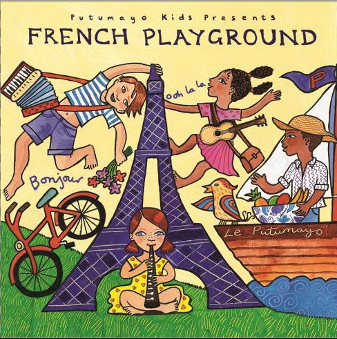 Various - French playground (CD) - image 1 of 1