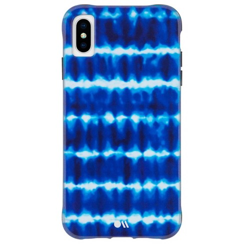 Case-Mate iPhone Xs Max Tie Dye Shibori Case - image 1 of 4