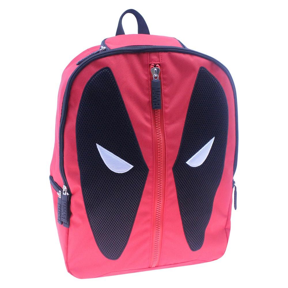 Marvel Deadpool Backpack, Red