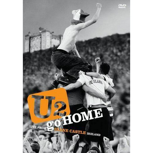 U2 Go Home: Live From Slane Castle, Ireland (DVD) - image 1 of 1