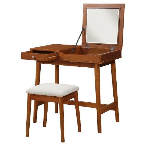 mid century modern vanity Amherst Mid Century Modern Vanity Set   Project 62™ : Target mid century modern vanity
