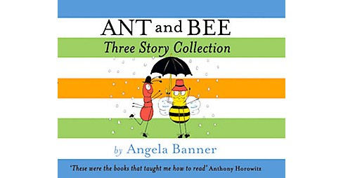 Ant and Bee Three Story Collection : Ant and Bee / More Ant and Bee / More and More Ant and Bee - image 1 of 1